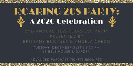 Roaring 20s Party - NYE 2019 tickets