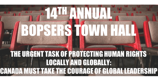 BOPSers 14th Annual Town Hall Event