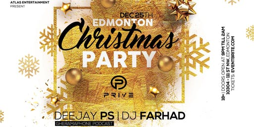 Edmonton Christmas Party