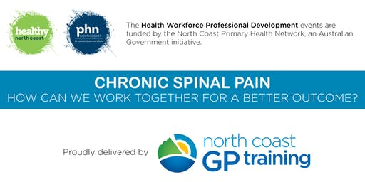 Clinical Society: Chronic Spinal Pain (Port Macquarie)