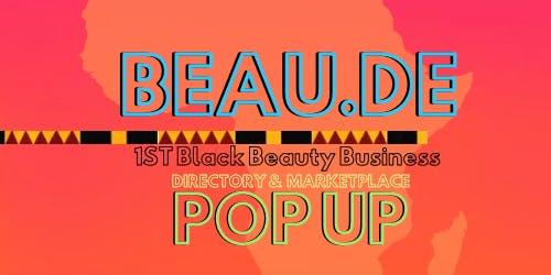 BEAU.DE HOLIDAY POP UP