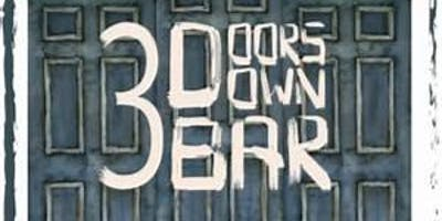 SJB at 3 Doors Down Bar