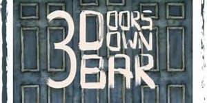 SJB at 3 Doors Down Bar