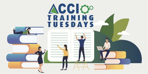 ACCI Training Tuesday - IMPORTING & EXPORTING