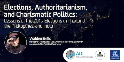 Elections, Authoritarianism, and Charismatic Politics