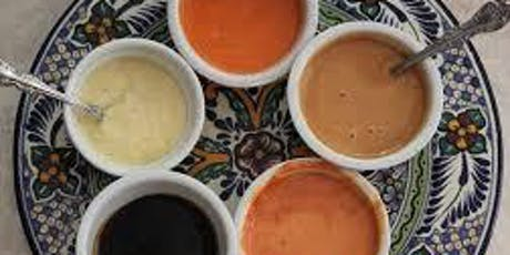 Nestle Inn Cooking Class: The 5 Mother Sauces tickets