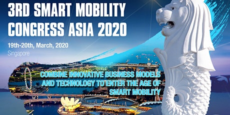3rd Smart Mobility Congress  2020 tickets