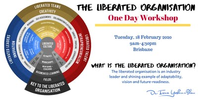 The Liberated Organisation - One Day Workshop (BNE)