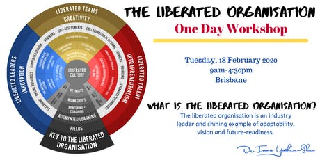 The Liberated Organisation - One Day Workshop (BNE) tickets