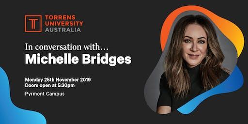 Speaker Series: Michelle Bridges