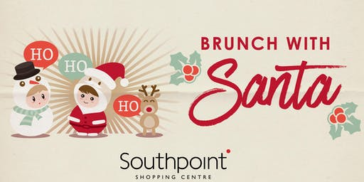 Brunch with Santa @ Southpoint Shopping Centre