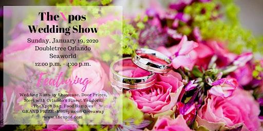 TheXpos Wedding Expo & Bridal Show January 19, 2020