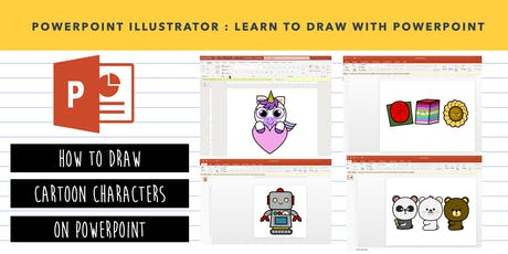 PowerPoint Illustrator: Learn to Draw with Microsoft PowerPoint tickets