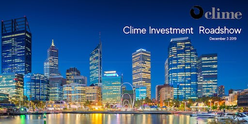 End of Year Investor Briefing - Perth