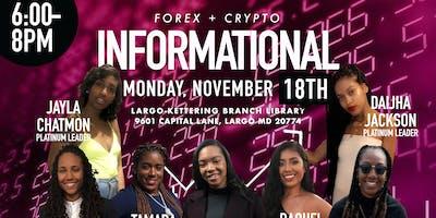 DMV Forex & Crypto Informational