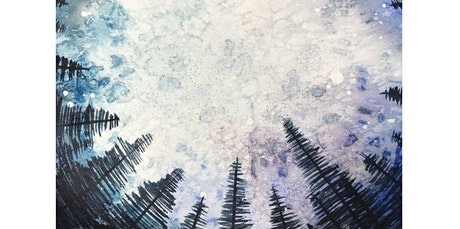Watercolor 101: Galaxies (04-26-2020 starts at 3:00 PM) tickets