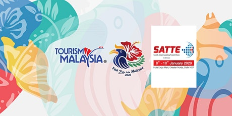 Invitation To Participate in SOUTH ASIA TRAVEL & TOURISM EXHIBITION 2020 tickets