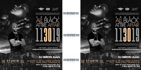 The Annual : All Black Attire Affair tickets