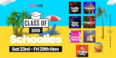 Schoolies Week 2019 ▬  Lorne tickets
