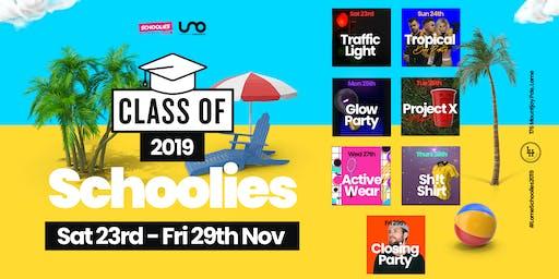 Schoolies Week 2019 ▬  Lorne