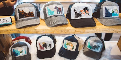 Design a Hat with In the Pines Co.