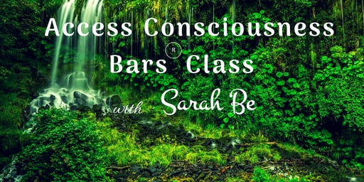 Access Bars Class - Sunshine Coast