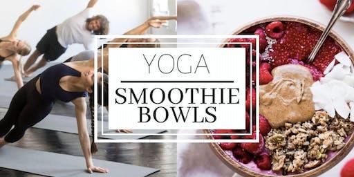 Uplift: Yoga + Smoothie Bowl Brunch