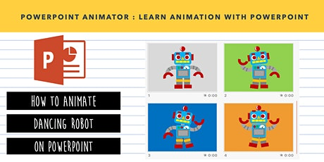 PowerPoint Animator: Learn Animation with Microsoft PowerPoint tickets