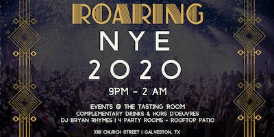 Roaring 20s NYE Party | Events @ The Tasting Room