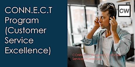 CONN.E.C.T Program (Customer Service Excellence) tickets