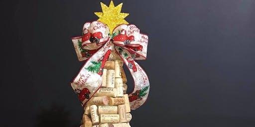O (Cork ) Christmas Tree!