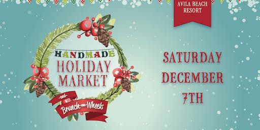 Handmade Holiday Market and Brunch on Wheels