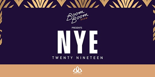 New Years Eve at The Boom Boom Room