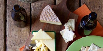 St. Paddy's Irish Cheese, Whiskey & Beer Pairing Class