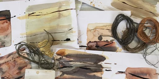 Natural Inks and Tannins