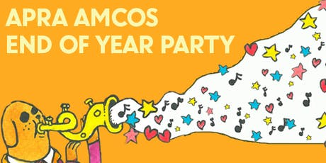 APRA AMCOS End of Year Party - Adelaide tickets