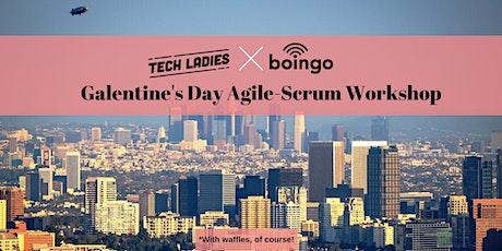Tech Ladies Los Angeles x Boingo: Galentine's Day!  tickets