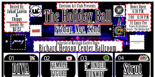 The Holiday Ball