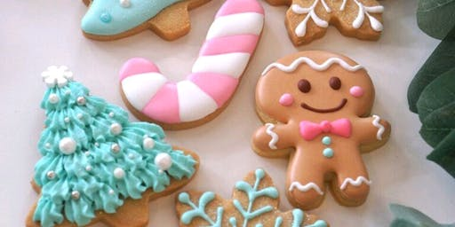 Christmas Cookie workshop