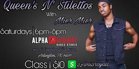 Queens n Stilettos tickets