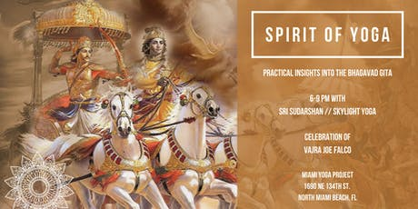 Spirit Of Yoga tickets