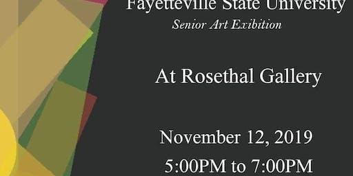 Untitled (Senior Art Exhibition)