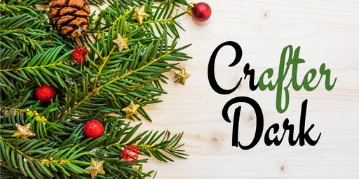 Crafter Dark: Christmas Wreaths
