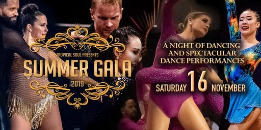 THE SUMMER LATIN GALA BY TROPICAL SOUL