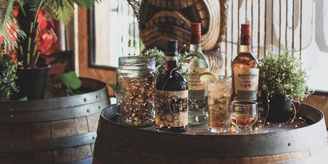 Christmas Rum Club with Angostura and Kraken tickets