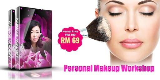 3 Hours Personal Makeup Workshop With Kenzooi