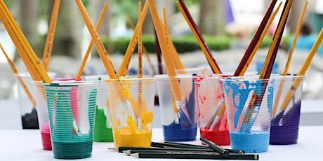 Decorate a Beach Bag - New Lambton Library tickets