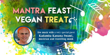 Mantra Feast Vegan Treat tickets
