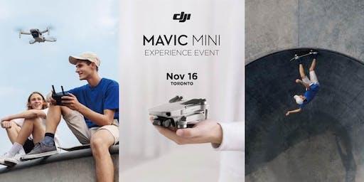 Mavic Mini Experience Day - Canada Launch
