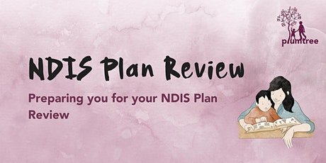 NDIS Plan Review tickets
